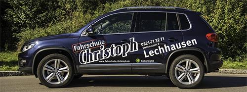 Pkw-Ausbildung bei Fahrschule Christoph